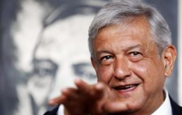 The candidate to beat is Andres Manuel Lopez Obrador, AMLO, a fiery leftist who has tried to present a mellower image this time around