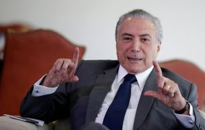 Pension reform is the cornerstone policy in Temer's efforts to bring a bulging budget deficit under control.