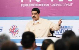 The initiative promoted by the government of Nicolás Maduro responds to individual sanctions by the international community against government officials.