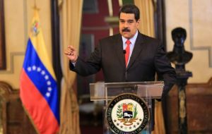 "Maduro announced that he will attend the elections ""at all costs"" whether or not the opposition participates in the elections."