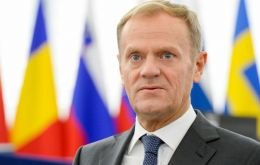 Speaking after the meeting, Mr Tusk said leaders had agreed to spend more on security, as well as fighting illegal migration in their next long-term budget.