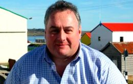 FIG and MLA Roger Spink feel this is the right time to consult with Industry on oil taxation given the potential development opportunities in North Falklands Basin