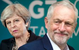 Corbyn is expected to indicate his party's support for agreeing a customs union, a decision that could result in the biggest test of May's fragile authority in parliament.