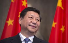 Xi, 64, has been China's president since 2013 and is expected to be re-elected at a meeting of the country's largely rubber-stamp legislature early next month.