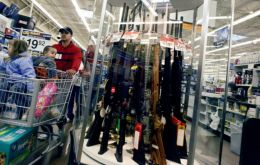 Walmart later said it was raising the minimum age for anyone buying guns or ammunition to 21 years.