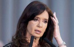 According to Argentine law Senator and ex president Cristina Fernandez, can be tried and sentenced, but parliamentary immunity protects her from imprisonment.