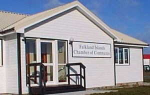 Falklands Chamber of Commerce in Stanley