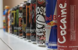 Retailers will limit sale of energy drinks containing more than 150mg of caffeine per liter to under-16s.