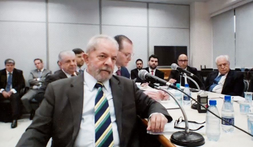 Brazil court rejects Lula da Silva's request to avoid jail