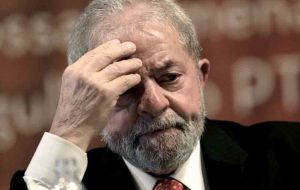 Still, nearly half of those polled, 46.7%, said they would never vote for Lula, underlining widespread voter discontent with politicians graft investigations