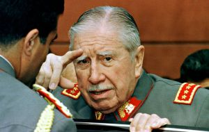 """The current constitution was drafted during the 1973-1990 dictatorship of General Augusto Pinochet"""