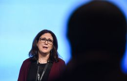 "EU Commissioner for Trade, Cecilia Malmström said, ""We are looking at possibilities to retaliate, we will also put taxes or tariffs on US imports to the EU"""