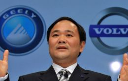 Li Shufu has snapped a US$ 3.3 billion stake in truck maker AB Volvo, a majority stake in Lotus, a 49.9% stake in Malaysian automaker Proton