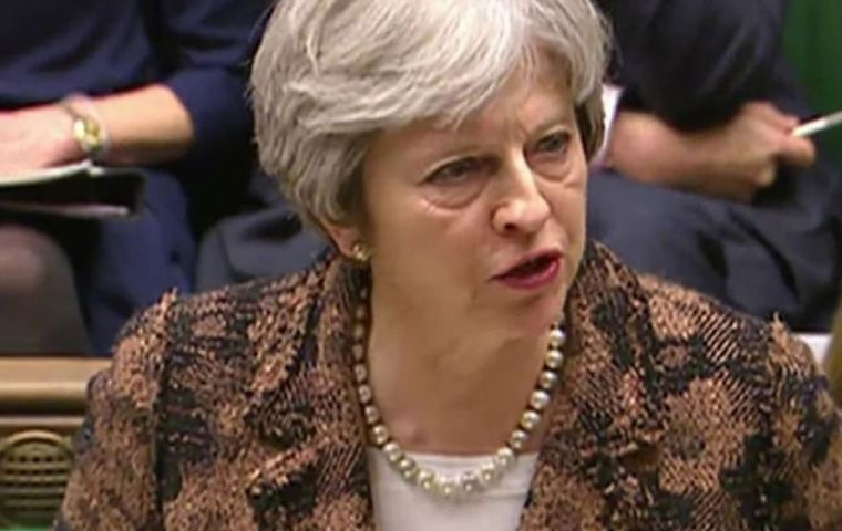 The chemical used in the attack, the PM said, has been identified as one of a group of nerve agents known as Novichok.