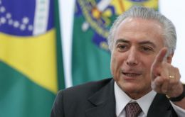 In February, Temer decided the federal intervention of Rio de Janeiro state giving the army control over police, fire departments and the prison system in the region.