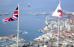 The UK has said it had secured a number of improvements to the text, including an explicit reference to Gibraltar being covered by the agreement