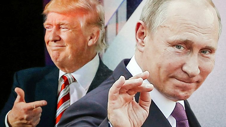 Russia's Putin declared winner in presidential vote
