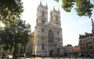 The thanksgiving service at Westminster Abbey will take place later in the year.