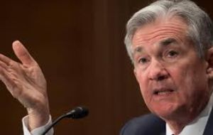 Jerome Powell said the Fed expects to increase rates twice more this year, and in 2019 from two to three, reflecting on faster growth and lower unemployment.
