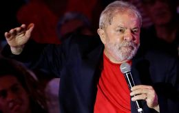 The three-judge appeals court in southern Brazil will rule on Monday on the final procedural appeals by Lula's legal team.