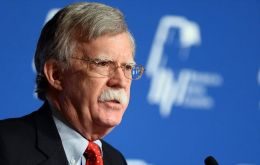 Bolton served in the presidential administrations of Ronald Reagan, George H.W. Bush and George W. Bush, and held roles in the Justice and State departments