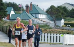 The Falkland Islands athletes team will be participating in the Commonwealth Games to be held in Gold Coast Australia