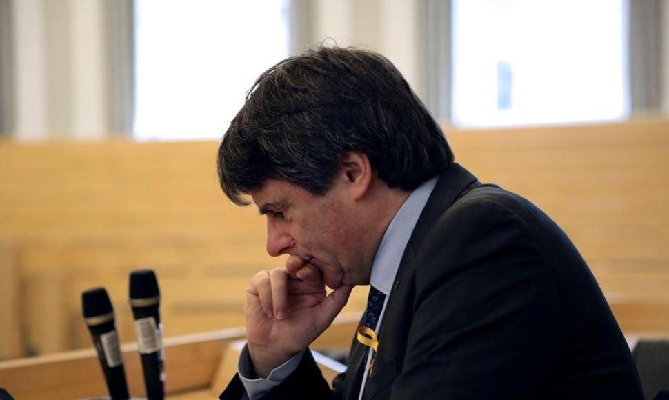 German Court Keeps Former Catalan Leader Puigdemont In Custody