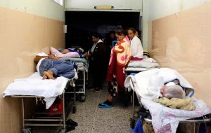 With a serious shortage of medicines and an unprecedented humanitarian crisis, Venezuela is the most affected country with 886 cases between last year and this one.