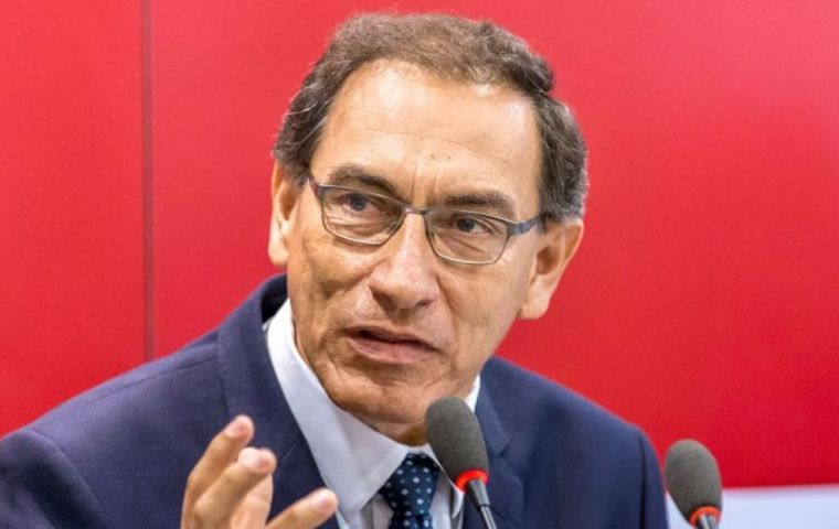 Martin Vizcarra, who took office on Friday after the resignation of President Pedro Pablo Kuczynski, said several leaders in the region have confirmed their participation in the April 13 and 14 Summit