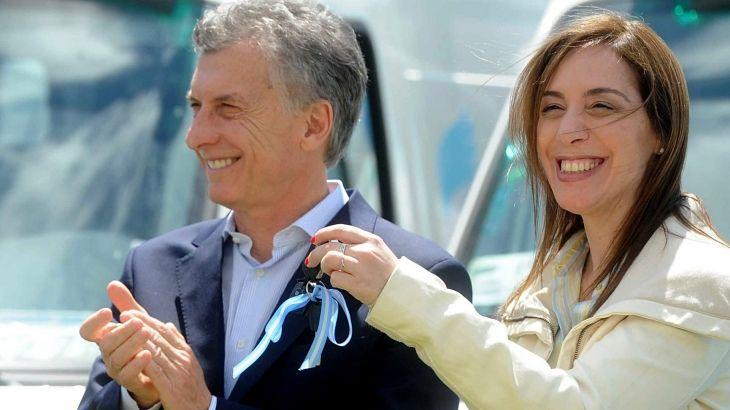 La aliada de Mauricio Macri María Eugenia Vidal, inesperadamente ganó las elecciones como gobernadora de la provincia de Buenos Aires (que incluye el conurbano) en 2015