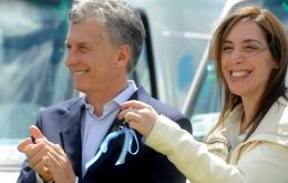 Mauricio Macri's  ally María Eugenia Vidal, unexpectedly won election as governor of Buenos Aires province (which includes the conurbano) in 2015