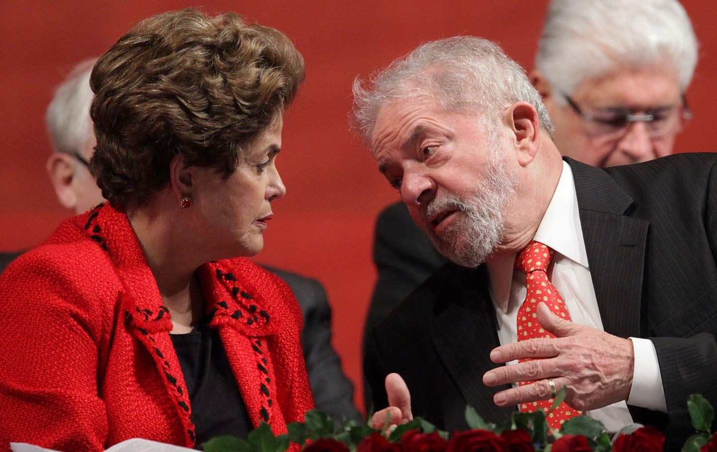 Brazilians protest ahead of ruling in Lula corruption trial