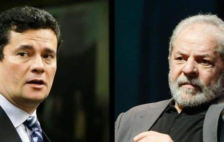 "The timing of the order from Judge Sergio Moro, head of Brazil's huge ""Car Wash"" anti-graft probe, took Lula's lawyers by complete surprise."