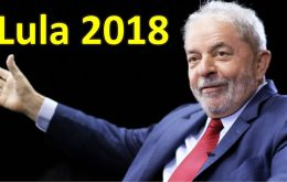 Lula has until mid-August to register his candidacy and only after that will the Superior Electoral Tribunal rule on whether his candidacy is valid.