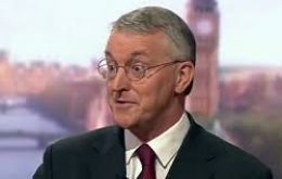 "Labour chairman of the committee Hilary Benn admitted setting ""a high bar"", but added they were based on pledges of the Prime Minister and the Brexit Secretary."