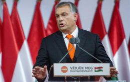 Preliminary results put Orban's Fidesz party on course to win a thumping 49% of the vote, likely giving him a commanding two-thirds majority in parliament