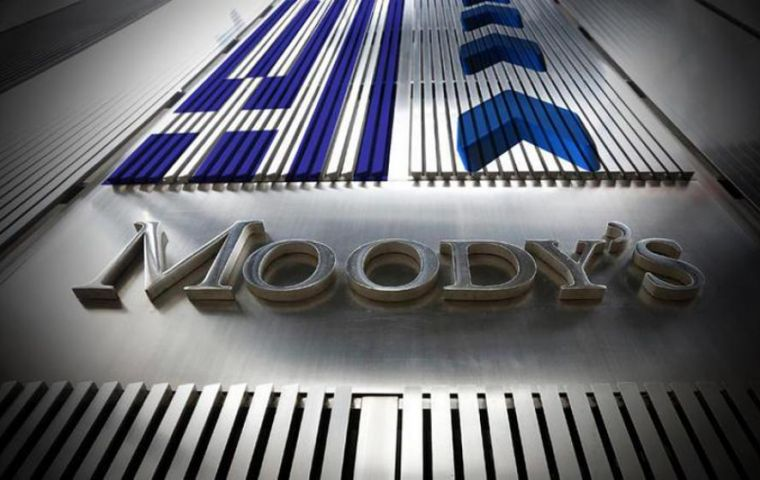 """Moody's expects the incoming administration to resume efforts to approve further reforms that will be needed, in particular to social security"""