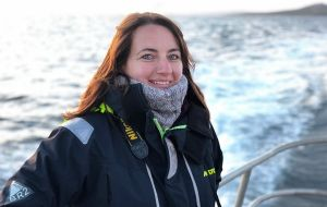 "Carli Sudder from Sulivan Services said the 2017/2018 season, ""was again another successful season for the expedition ships with an increase in Camp landings"""