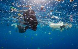 The issue of plastic waste caused public outcry after Blue Planet II, narrated by Sir David Attenborough, highlighted the scale of the problem.