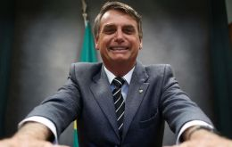 Bolsonaro, a former army captain who was charged with racism for inciting hatred with racist statements has 17% of voter support, down from a peak of 21%