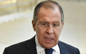 """I think it is worse, because during the Cold War there were channels of communication and there was no obsession with Russophobia"", Lavrov said"