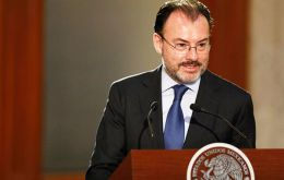 "Mexican foreign minister Luis Videgaray, emphasized that ""the observation of the OAS will no doubt be a fundamental contribution to this electoral process."""