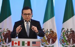 Guajardo said that if the US imposed steel tariffs, Mexico might seek to mirror the move against some countries to prevent them from using Mexico to elude the duties.