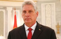 Lawmakers will gather on Thursday morning at a convention centre to announce the results of their vote on the unopposed candidacy of Diaz-Canel