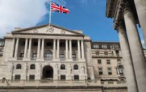 According to the most recent figures, UK wages rose by 2.8% in February. The Bank is forecast to lift the interest rate to 0.75% from 0.5% next month.