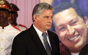 Miguel Mario Díaz-Canel Bermúdez, 57, assured that there will be no attempt at a political transition in this change of president.