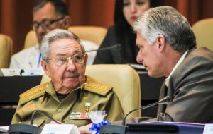 For the first time since the Cuban Revolution triumphed 59 years ago, a Castro does not occupy the presidential post.