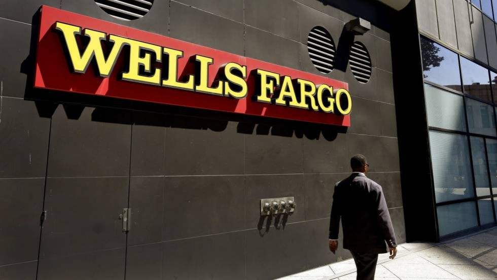 Wells Fargo Walloped With Massive Fine