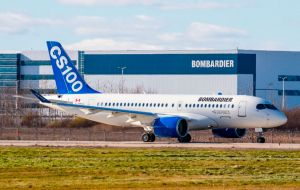 Brazil launched the WTO dispute last year, saying the Bombardier CSeries had received US$ 3 billion in federal, provincial and local subsidies.