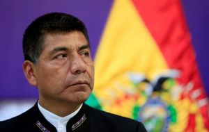 Bolivia's Foreign Minister Fernando Huanacuni said the six were only pressuring for a quick turnover in presidency and stressed they were not abandoning Unasur